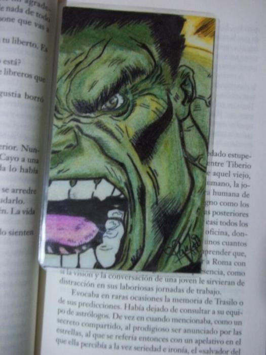 Hulk by PauTurner